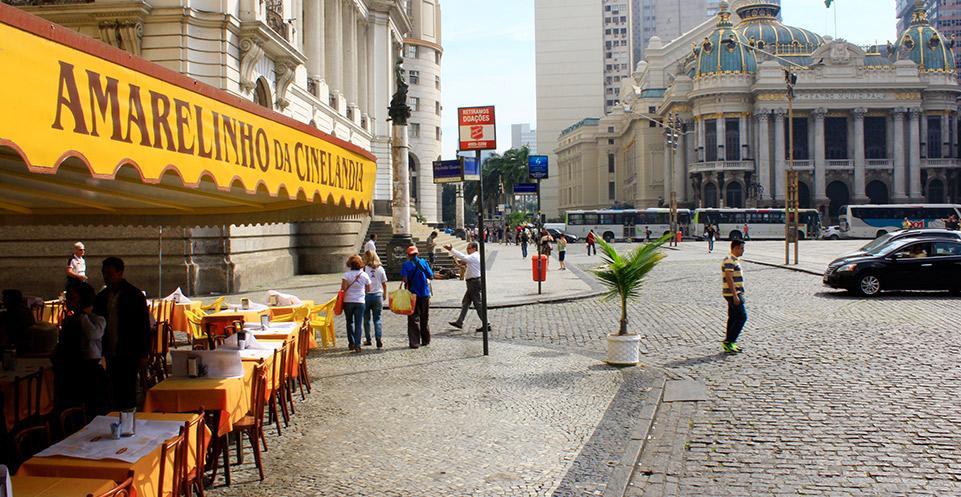BAR AMARELINHO DA CINELÂNDIA - Guia Cultural Centro do Rio